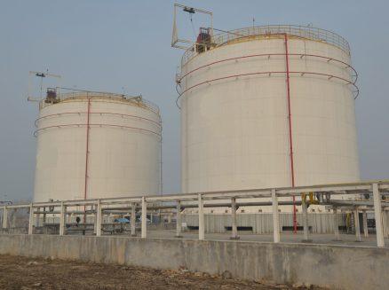 LNG Tanks